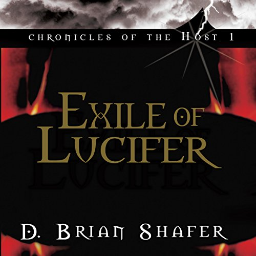 Chronicles of the Host 1: Exile of Lucifer Cover