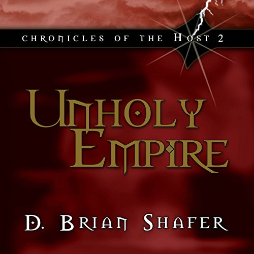 Chronicles of the Host 2: Unholy Empire Cover