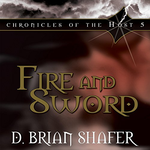 Chronicles of the Host 5: Fire and Sword Cover