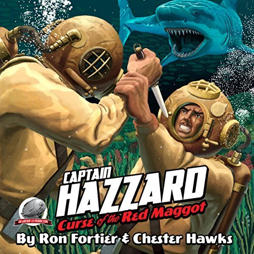 Captain Hazzard 3: Curse of the Red Maggot Cover