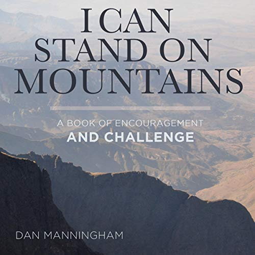I Can Stand on Mountains Cover