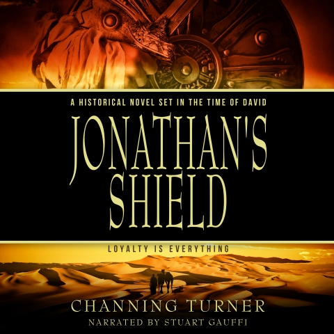 Jonathan's Shield Cover