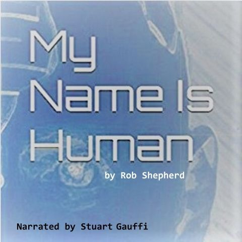 My Name Is Human Cover