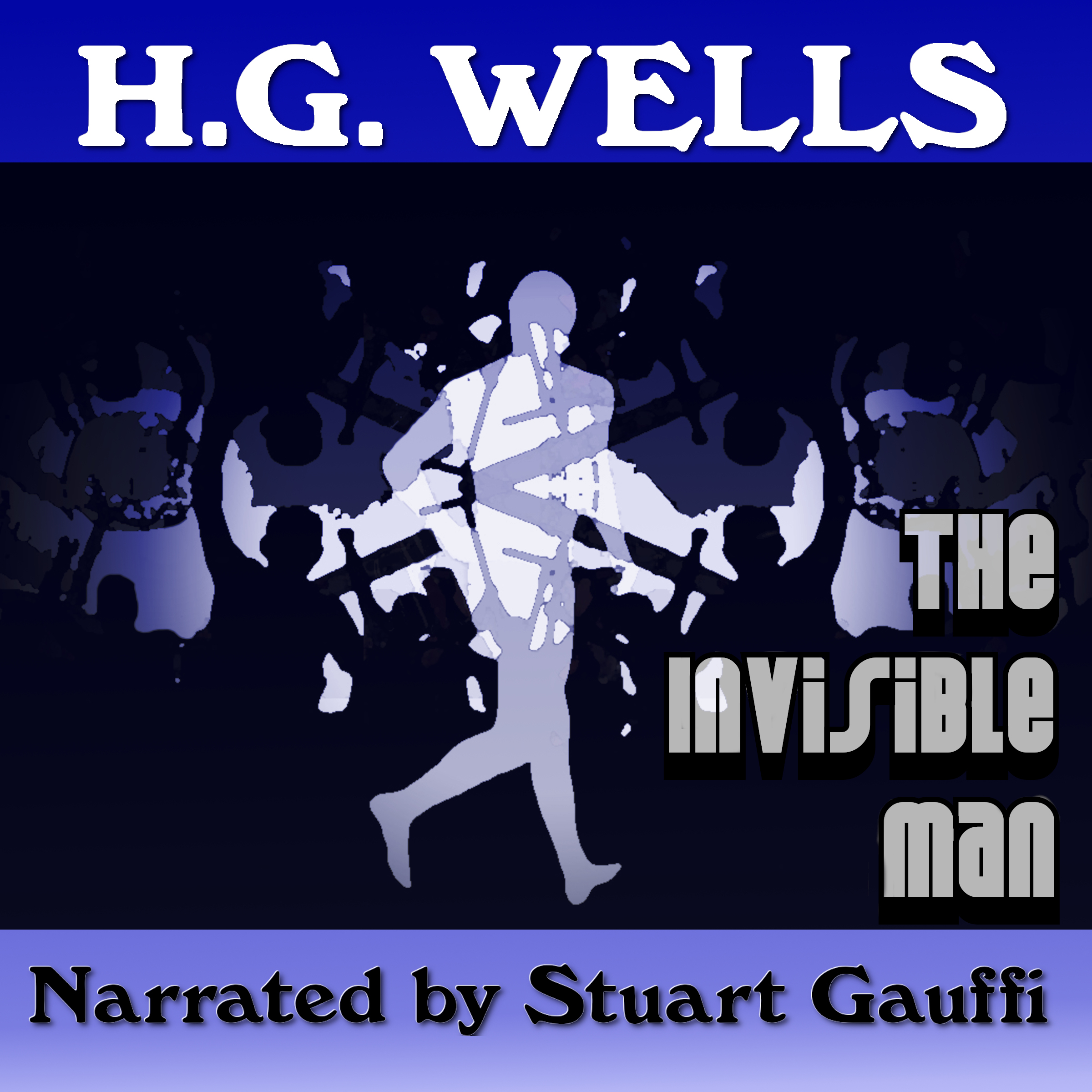 H.G. Wells Classics 3: The Invisible Man Cover