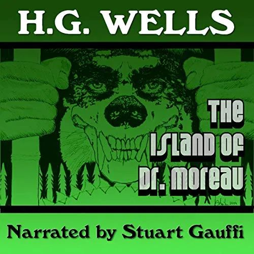 H.G. Wells Classics 2: The Island of Dr. Moreau Cover