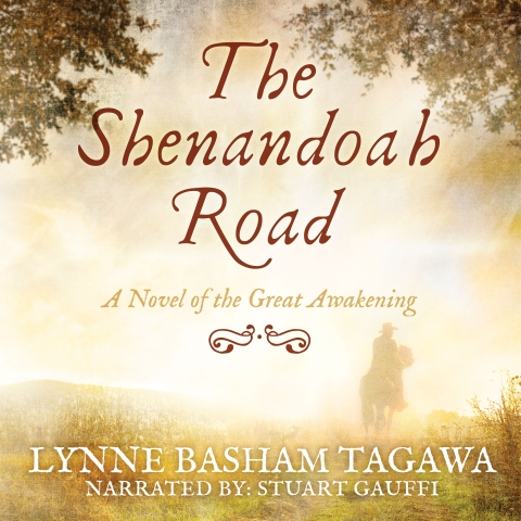 The Russells Book 1: The Shenandoah Road Cover