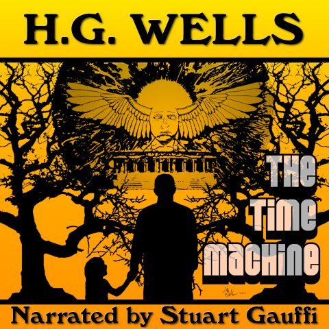 H.G. Wells Classics 1: The Time Machine Cover